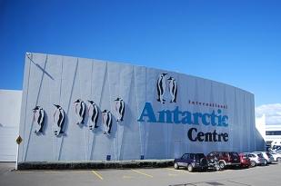 基督城国际南极中心 极地世界冰雪体验-新西兰南岛旅游推荐