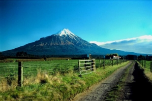 新西兰南岛-塔拉纳基地区 (Taranaki Region)