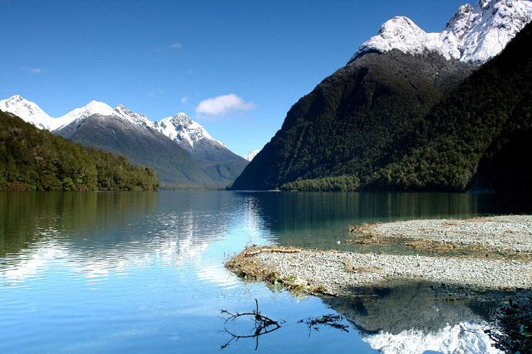 新西兰南岛-峡湾国家公园 (Fiordland National Park)