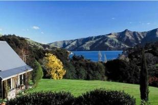 新西兰南岛旅游景点-阿卡罗瓦 (Akaroa)