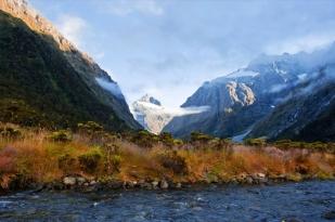 新西兰南岛旅游景点-米佛尔峡湾 (Milford Sound)