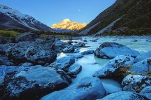 新西兰北岛-维多利亚山 (Mount Victoria)