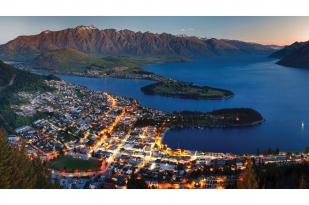 新西兰南岛旅游景点-皇后镇(Queentown)