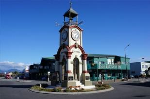 新西兰南岛-赫基蒂卡(Hokitika)