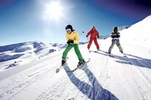 新西兰南岛卡德罗纳滑雪场(Cardrona  Ski Area)