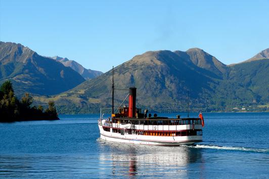 新西兰南岛-米佛峡湾观光飞机-游船-观光飞机(Milford Sound Flights)
