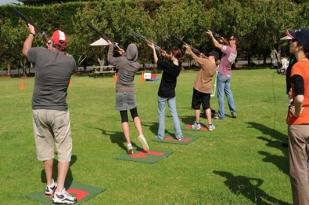新西兰南岛-基督城陶土飞靶(Thrillseekers Claybird Shooting)