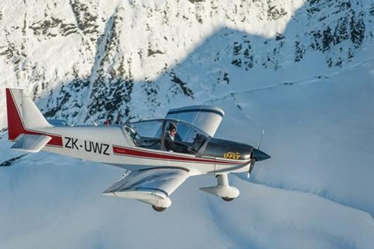 新西兰南岛-米佛峡湾1.5-2小时观光飞机(MILFORD SOUND HELICOPTER)
