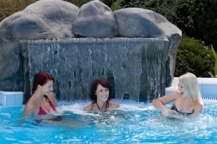 新西兰南岛-蒂卡波温泉(Tekapo Springs Hot Pools)