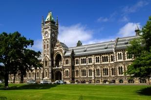 新西兰南岛-奥塔哥大学(University of Otago)