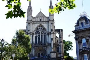 新西兰南岛-但尼丁圣保罗大教堂(St. Paul's Cathedral, Dunedin)