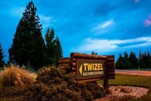新西兰南岛-特威泽尔镇 (Twizel)