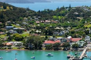 新西兰北岛-拉塞尔小镇 (Russell)