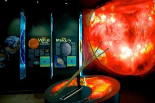 新西兰北岛-惠灵顿卡特天文台太空体验馆(Space Place)