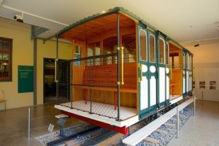 新西兰北岛-惠灵顿缆车博物馆(Wellington Cable Car Museum)