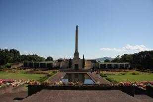 新西兰北岛-奥克兰工党纪念碑(MJ Savage Memorial Park)