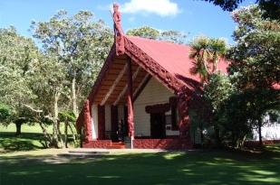 新西兰北岛-怀唐伊条约签署地(Waitangi Treaty Grounds)