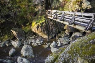 新西兰北岛-怀里里漂石区(Wairere Boulders)