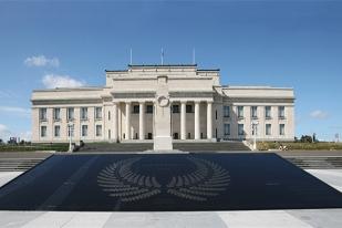 新西兰北岛-奥克兰博物馆(Auckland Museum)