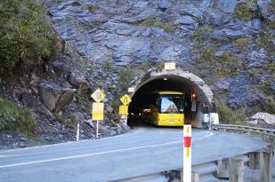 新西兰南岛-荷马隧道(Homer Tunnel)