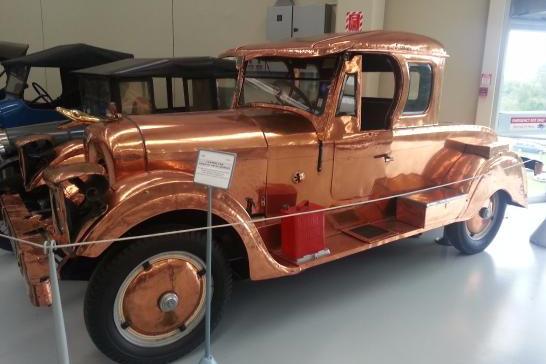 新西兰北岛-索斯伍德汽车博物馆 (Southward Car Museum)