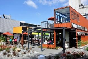 新西兰南岛-购物中心(Re:Start Mall)