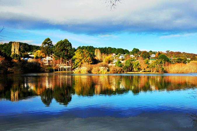 新西兰南岛-罗斯镇(Ross)
