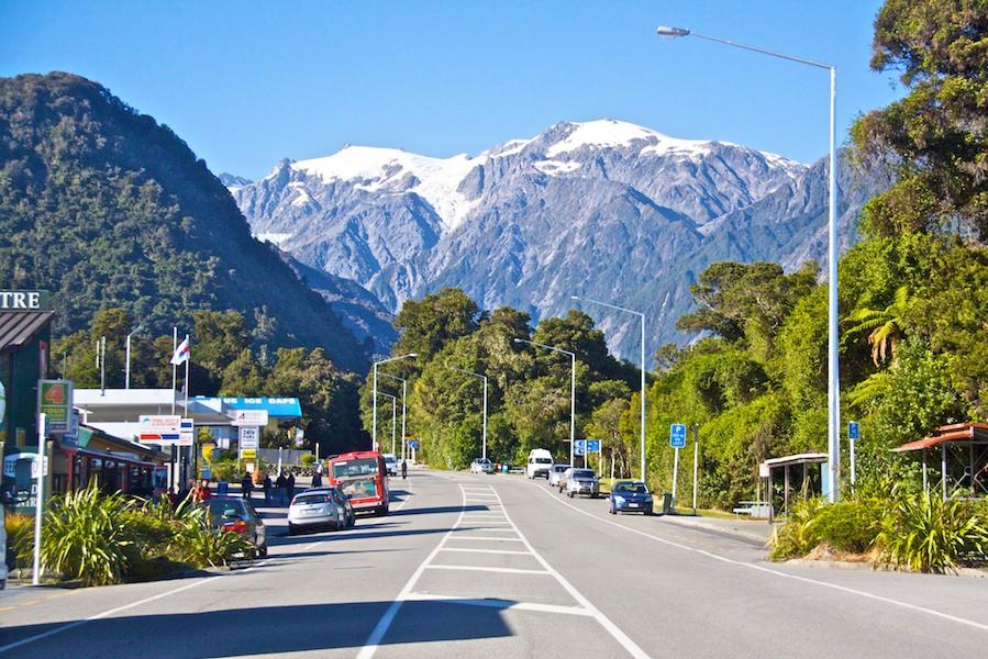 新西兰南岛-哈斯特(Haast Township)