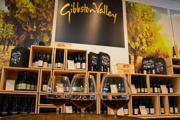 新西兰南岛-吉普斯敦山谷酒庄 (Gibbston Valley)