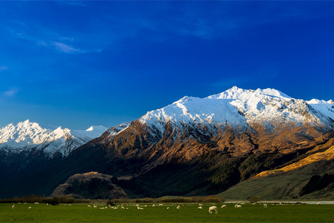 新西兰南岛-雅斯碧林国家公园(Mount Aspiring National Park)