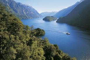 新西兰南岛-神奇峡湾(Doubtful Sound)
