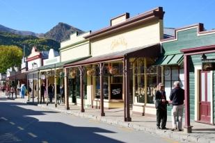新西兰南岛-白金汉街 (Buckingham Street)
