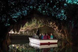 新西兰北岛奥克兰+罗托鲁瓦2日1晚游•霍比特人村庄+萤火虫钟乳石洞+赫里蒂奇农场游+毛利文化村