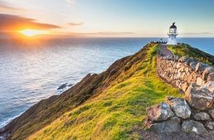 新西兰北岛+岛屿湾3日2晚游•九十里海滩+雷加角灯塔+石中洞游艇+浪漫复古小城旺格雷